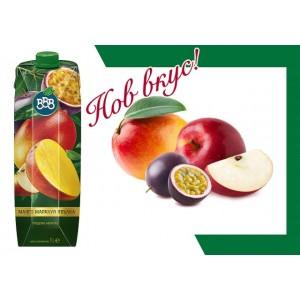 1 л. Плодова напитка BBB кутия