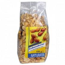 125 гр. Био печени и солени фъстъци NATURATA