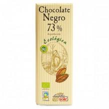 25 гр. Био черен шоколад минимум 73% CHOCOLATES SOLЕ