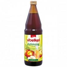 750 мл. Био ябълков оцет VOELKEL
