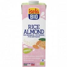 1 л. Био оризово-бадемова напитка ISOLA BIO