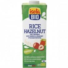 1 л. Био оризова напитка с лешници ISOLA BIO
