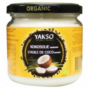 320 мл. Био кокосова мазнина Yakso без аромат