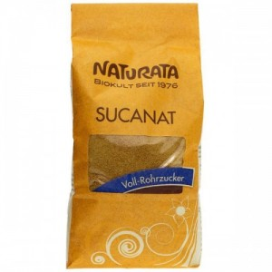 400 гр. Био Суканат - сурова тръстикова захар Naturata