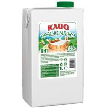 1 л. Прясно Мляко 1.5% Клио UHT с капачка