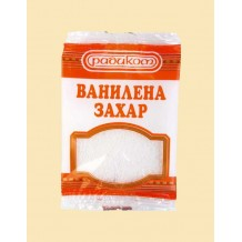 10 гр. Ванилова захар Радиком