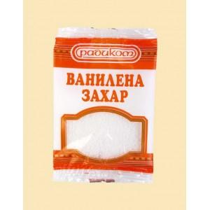 10 гр. Ванилена захар Радиком