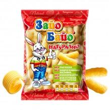 45 гр. Пшенични пръчици Зайо Байо Натурално с Масло