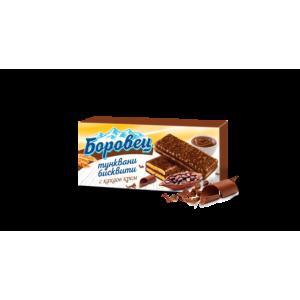 216 гр. Тунквани бисквити Боровец с какаов крем
