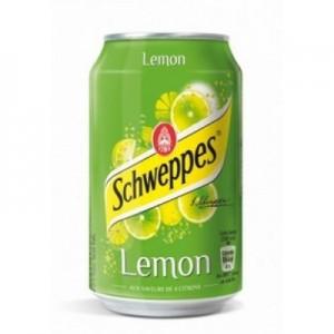 330 мл. Швепс лимон кен