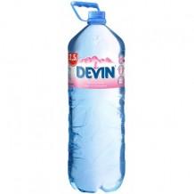 2.5 л. Изворна вода DEVIN