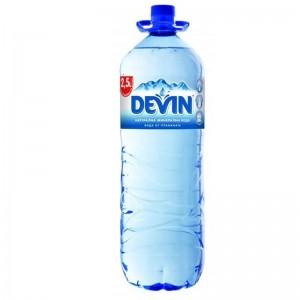 2.5 л. Минерална вода DEVIN