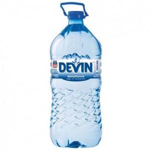 6 л. Минерална вода DEVIN