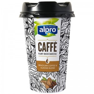 235 мл. Alpro Бадемова Кафе напитка