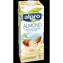 1 л. Alpro Бадемово Мляко напитка ванилия