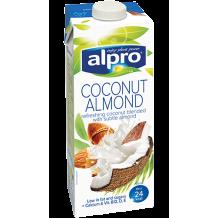 Alpro Кокосово-бадемова напитка 1 л.