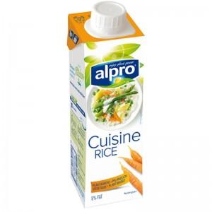 Alpro Оризов продукт за готвене 250 мл.
