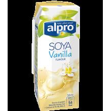 Alpro Соева напитка Ванилия 250 гр.