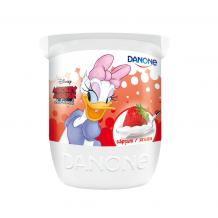 125 гр. Плодово мляко Дисни ягода