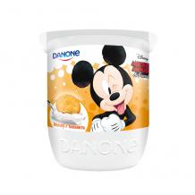 125 гр. Плодово мляко Дисни бисквитки
