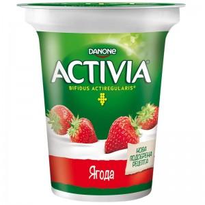 Danone АКТИВИА ягода 280 г
