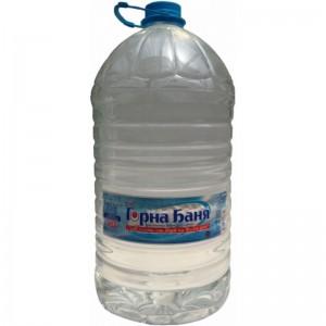 10 л. Минерална вода Горна Баня