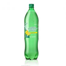 1.5 л. Газирана Минерална Вода Горна Баня с лимон