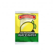 10 гр. Лимонена Киселина Шидеров