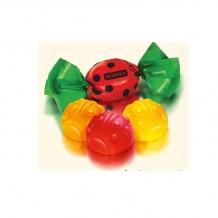 1 кг. Бонбони гумени желирани Калинки Roshen 126 бр. пакет