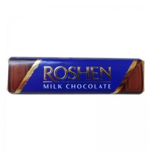 43 гр. Шоколадов бар Roshen млечен с крем брюле