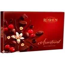 145 гр. Шоколадови бонбони Асортимент Roshen млечен шоколад
