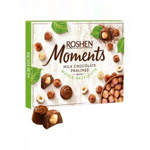 116 гр. Шоколадови бонбони Моменти Roshen