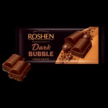 80 гр. Шоколад Roshen Аеро Бабъл Дарк