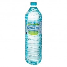 1.5 л. Минерална вода Велинград