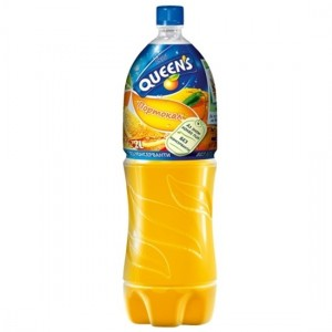 2 л. Сок Куул Си Queen's Портокал