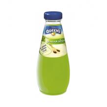 250 мл. Натурален сок Queen's Зелена Ябълка
