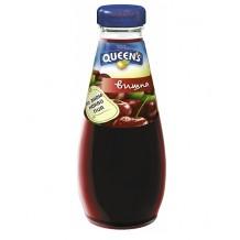 250 мл. Натурален сок Queen's Вишна