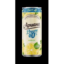 330 л. Бира Ариана Радлер лимон 0%