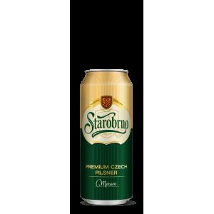 500 мл. бира Старобърно кен