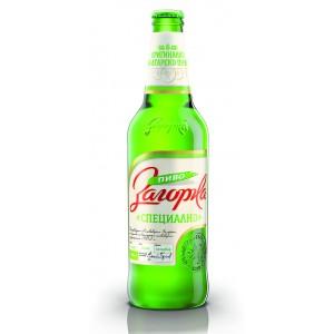 500 мл. бира Загорка стъкло