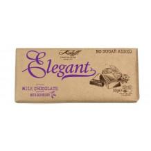 50 гр. Млечен шоколад без захар с годжи бери ELEGANT