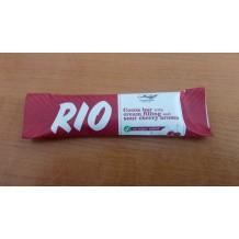 30 гр. Какаов бар RIO с пълнеж вишна без захар
