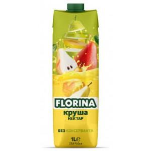 1 л. Нектар Круша 50% Florina
