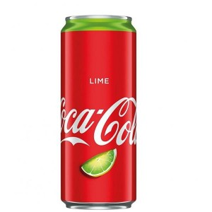 330 мл. Кока Кола Лайм кен