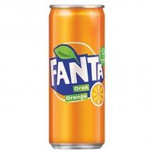 330 мл. Фанта Портокал кен