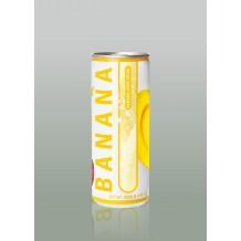 240 мл. Плодова напитка Dellos Банан