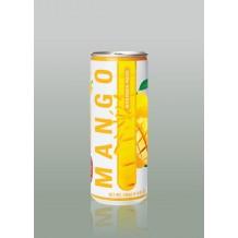 240 мл. Плодова напитка Dellos Манго с праскова