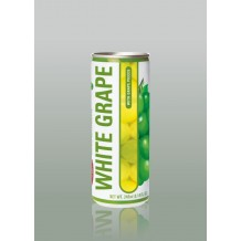 240 мл. Плодова напитка Dellos Бяло грозде