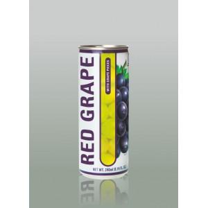 240 мл. Плодова напитка Dellos Червено грозде