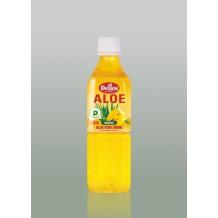 500 мл. Напитка Dellos Алое Вера с плодове манго